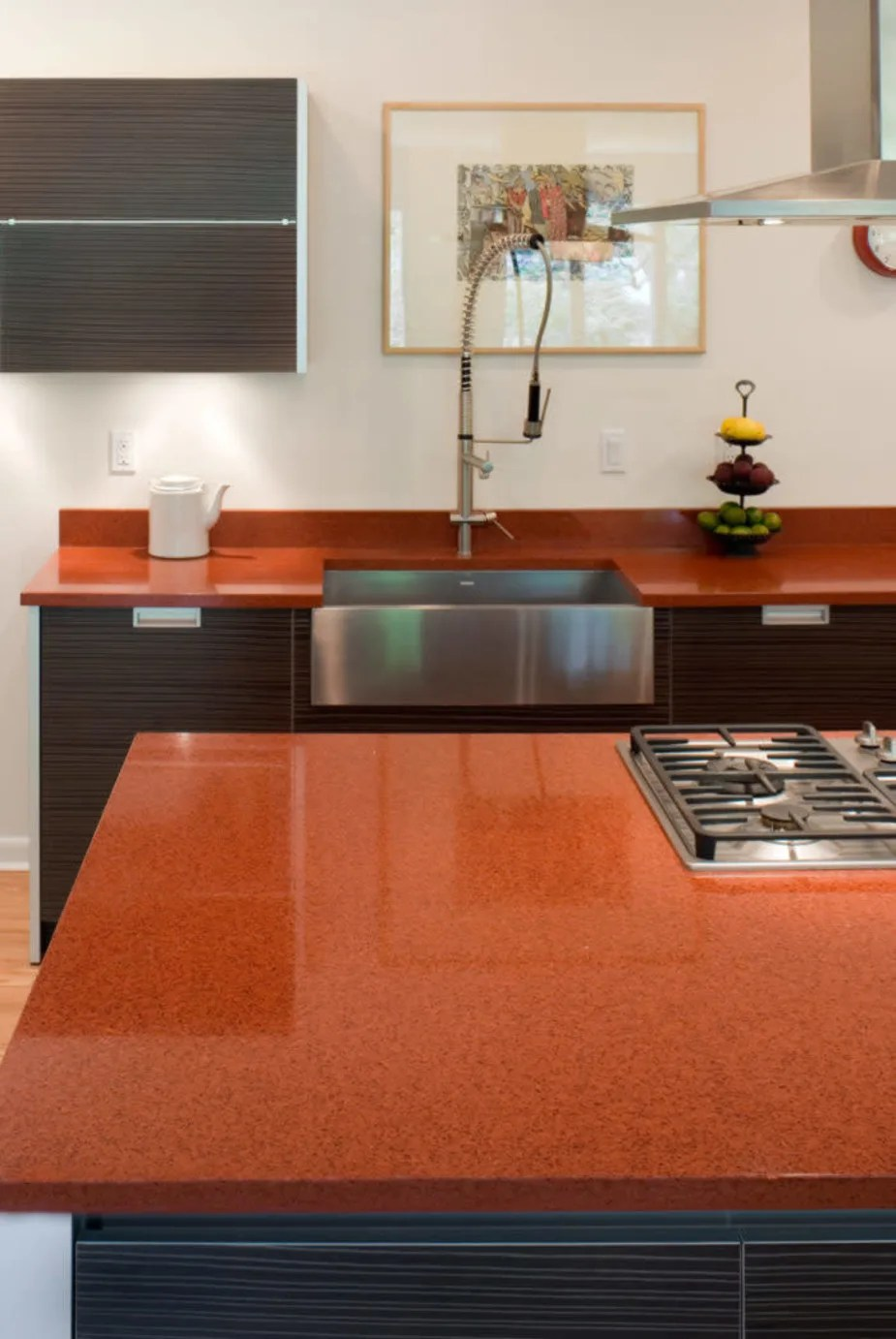 A Guide To Recycled Glass Countertops