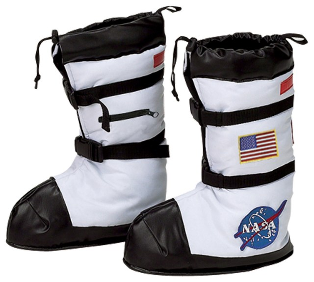 NASA Astronaut Adult Boots