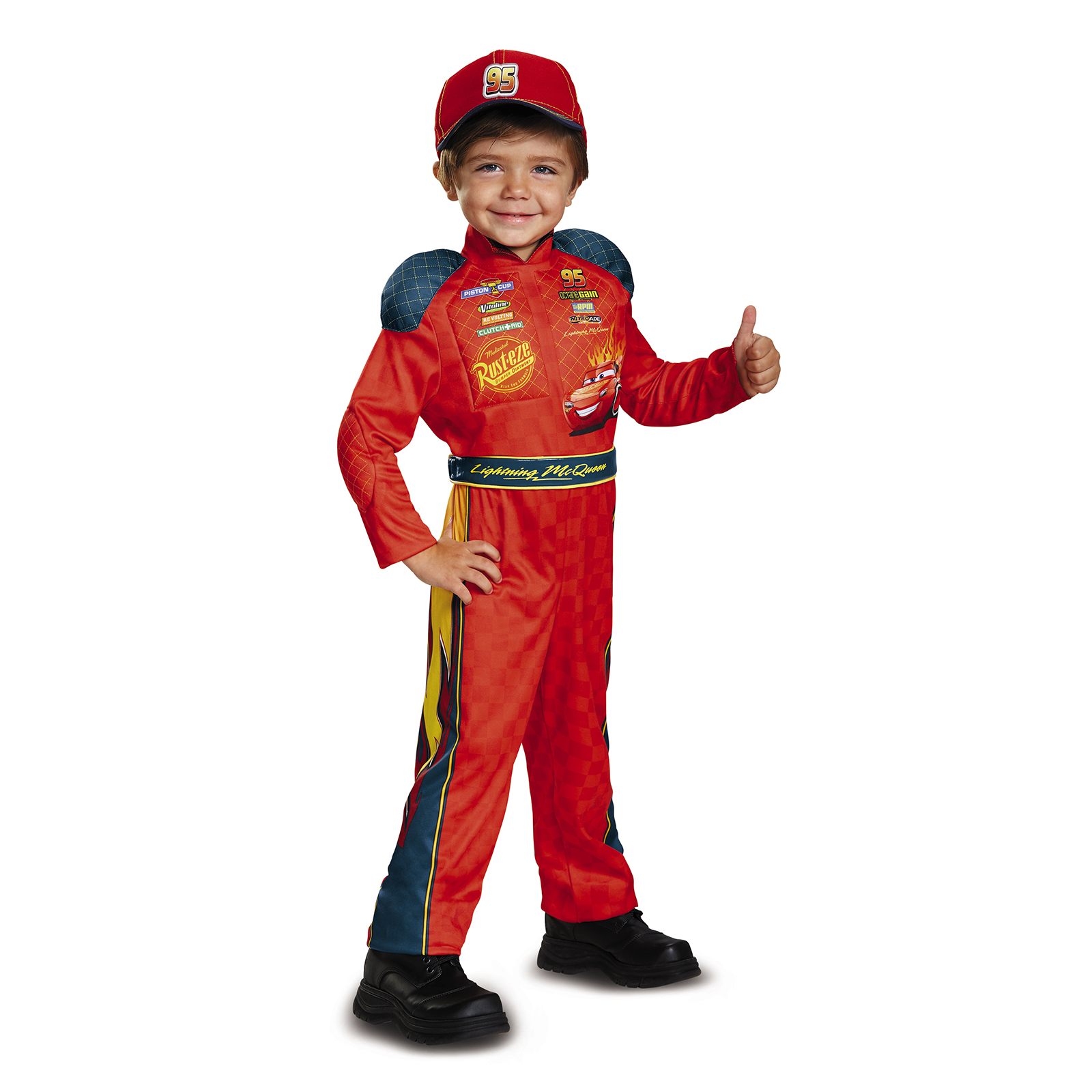 Formula 1 One Race Car Wallpaper Bright Cars 3 Lightning Mcqueen Classic Toddler Costume