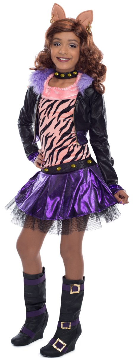 Monster High Elissabat Costume