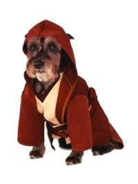 Star Wars Jedi Robe Costume For Pets | BuyCostumes.com