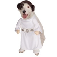 Star Wars Princess Leia Dog Costume | BuyCostumes.com