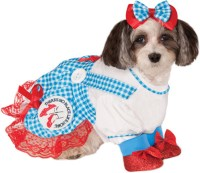 The Wizard of Oz Dorothy Dog Costume | BuyCostumes.com