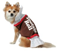 Tootsie Roll Dog Costume   BuyCostumes.com