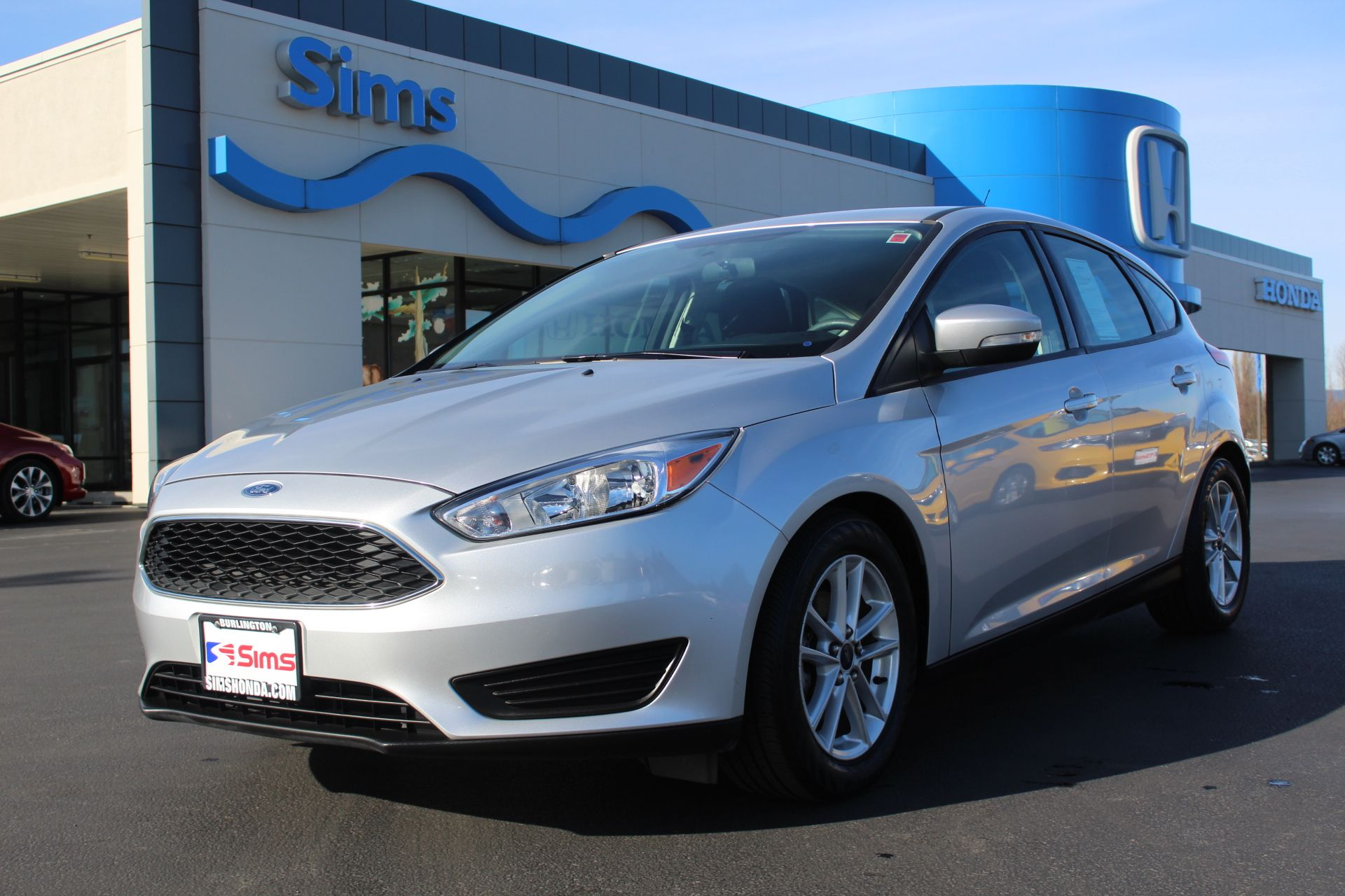 Buy A Ford Focus Silver Ford Focus In Washington For Sale Used Cars On