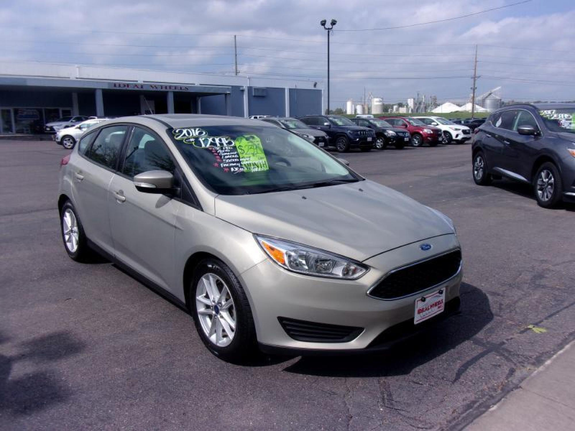 Buy A Ford Focus Brown Ford Focus For Sale Used Cars On Buysellsearch