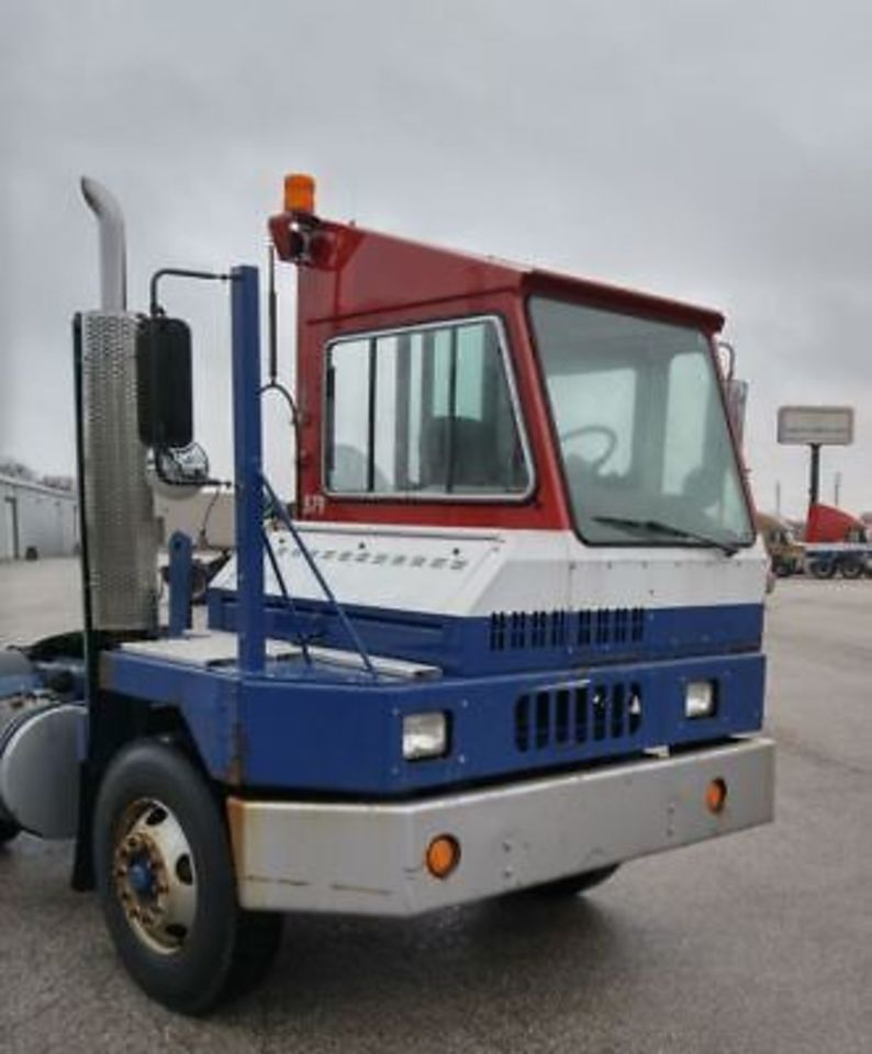 Yard Spotter Trucks In Indiana For Sale ▷ Used Trucks On Buysellsearch