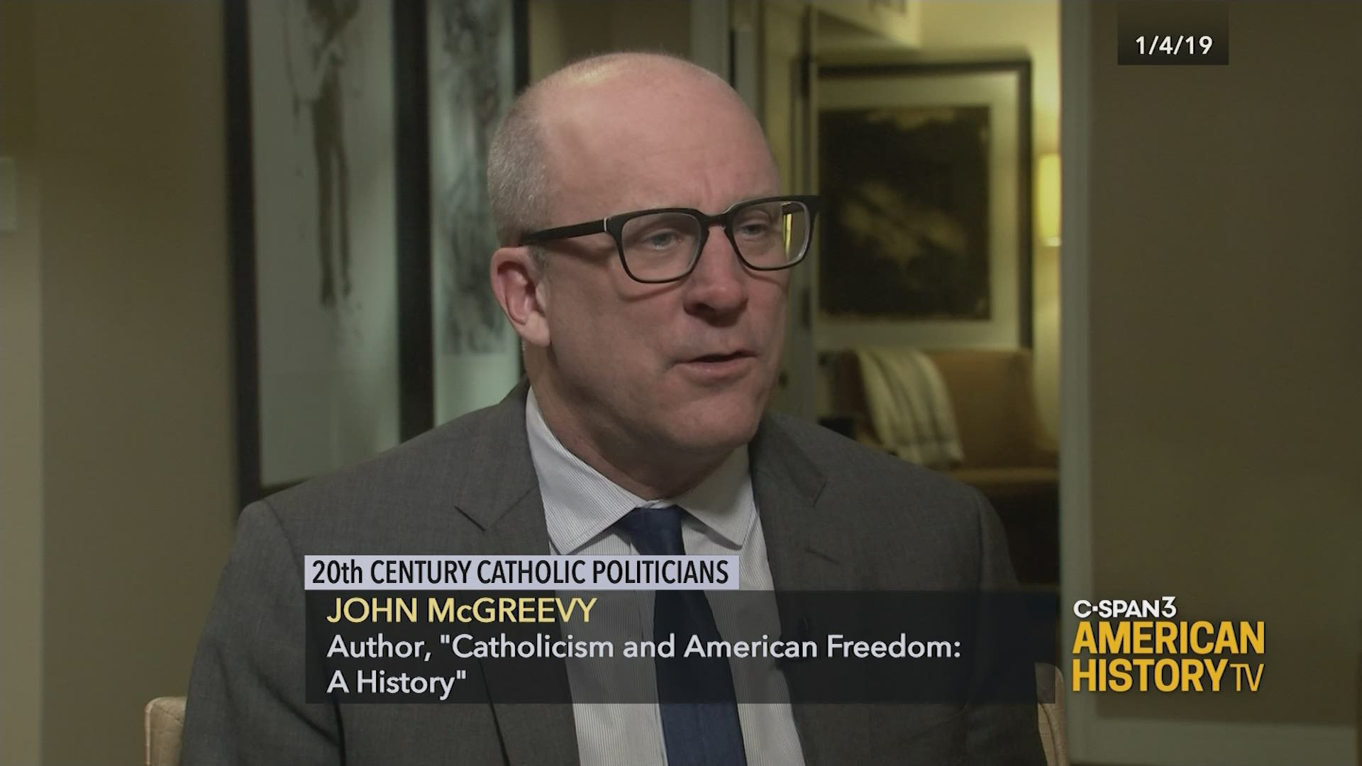 20th Century Catholic Politicians C Span Org