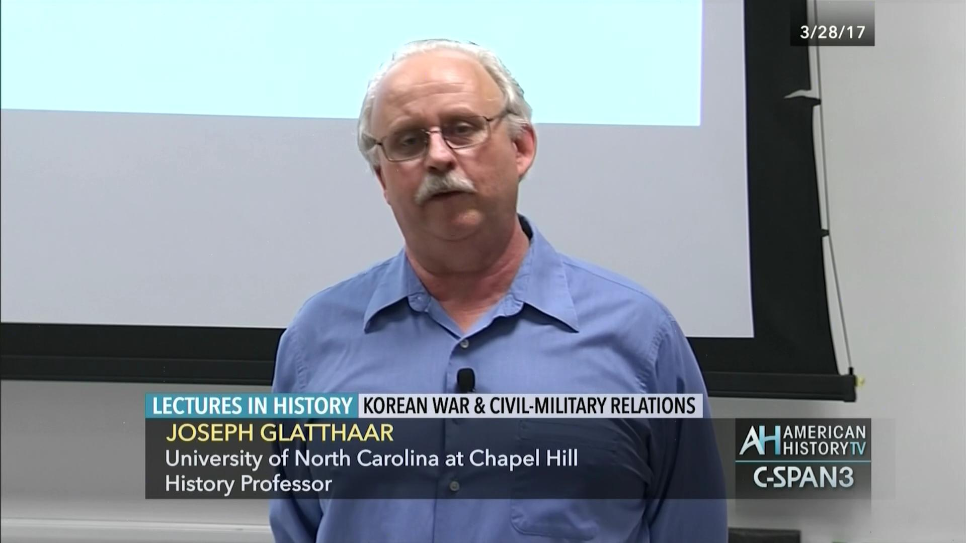 Glatthaar Korean War And Civil Military Relations