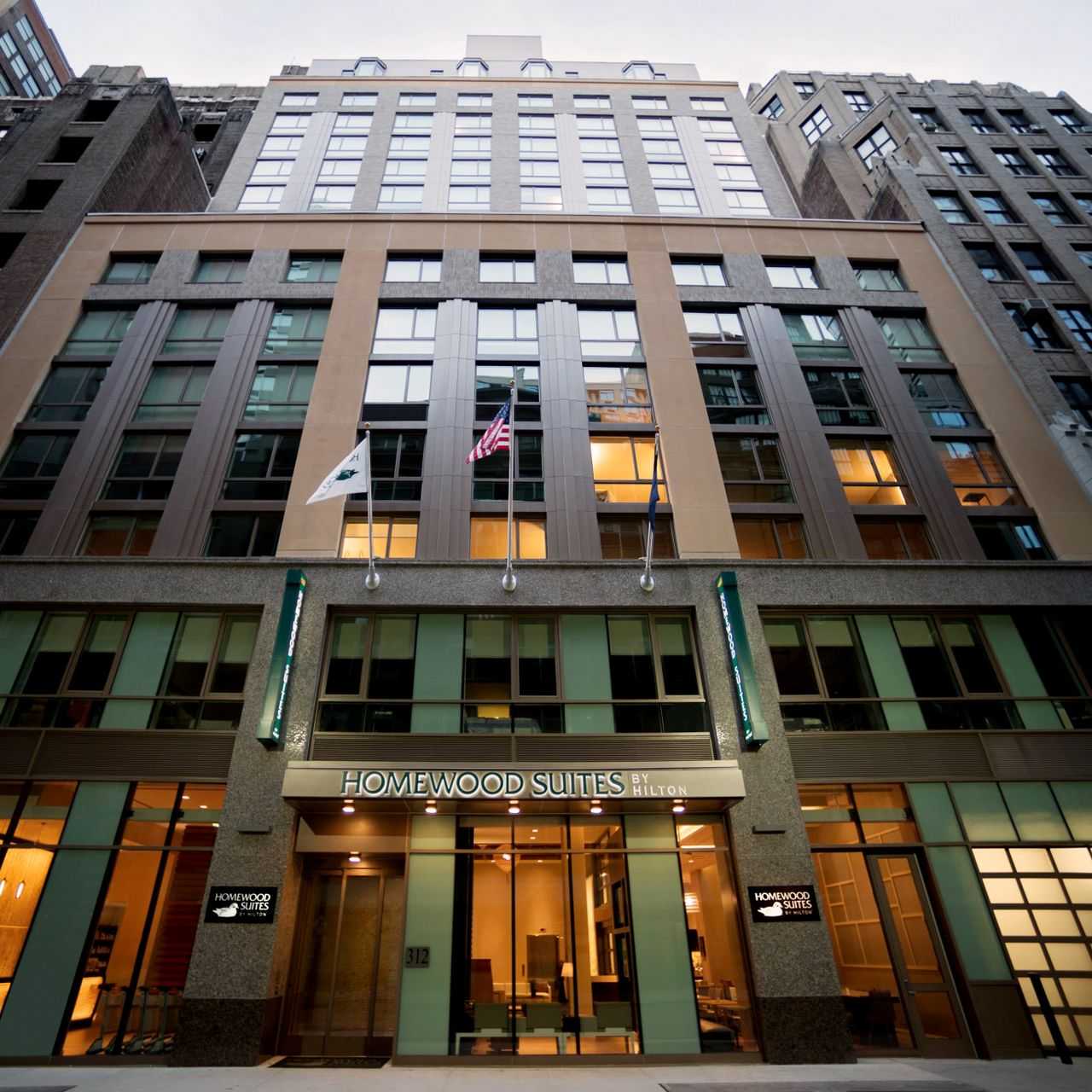 Südstaaten Küche New York Hotel New York Homewood Suites Midtown Times Canusa