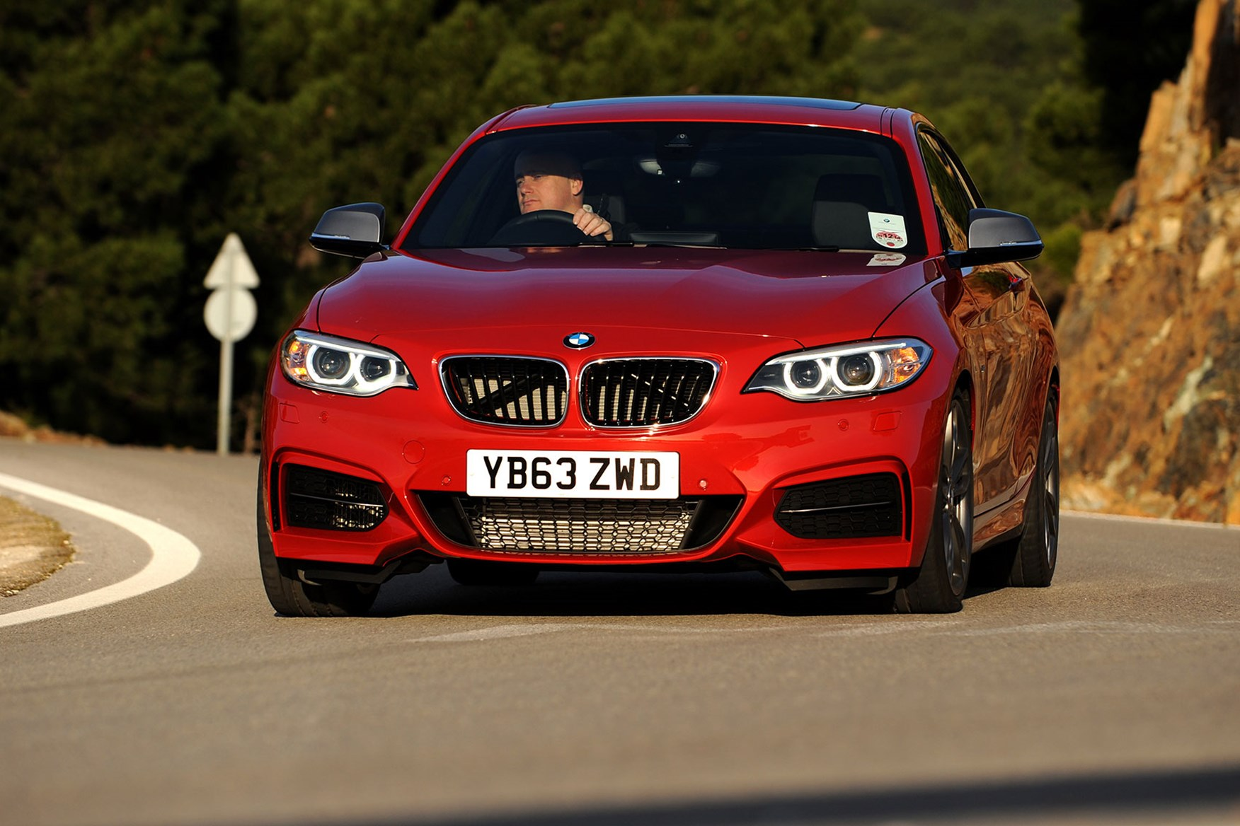 Bmw 1 Series M Sport Coupe For Sale Bmw 220d M Sport Coupe 2016 Review By Car Magazine