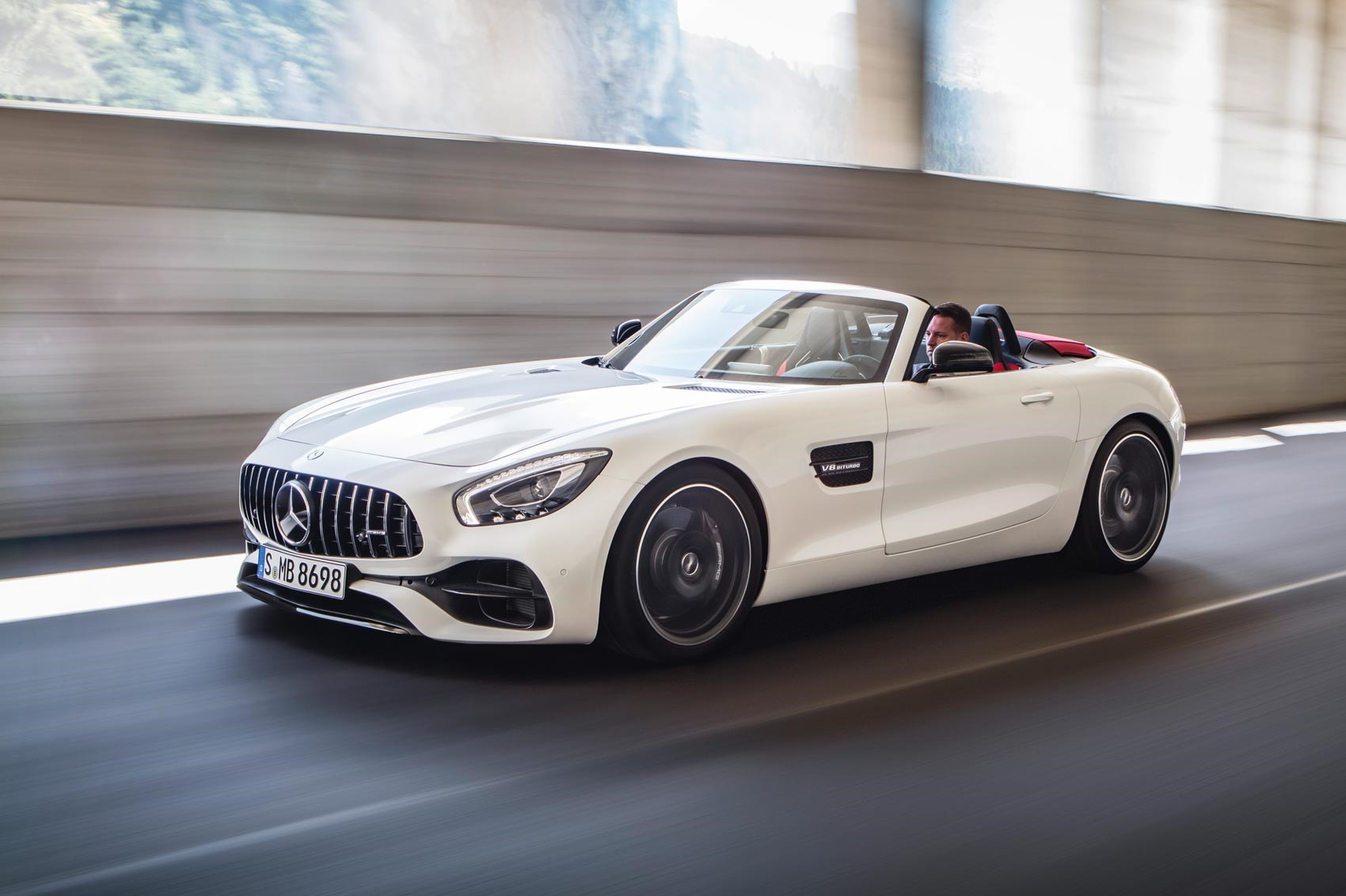 Amg Gt Mercedes Amg Reveals Gt Roadster And Gt C Roadster By Car