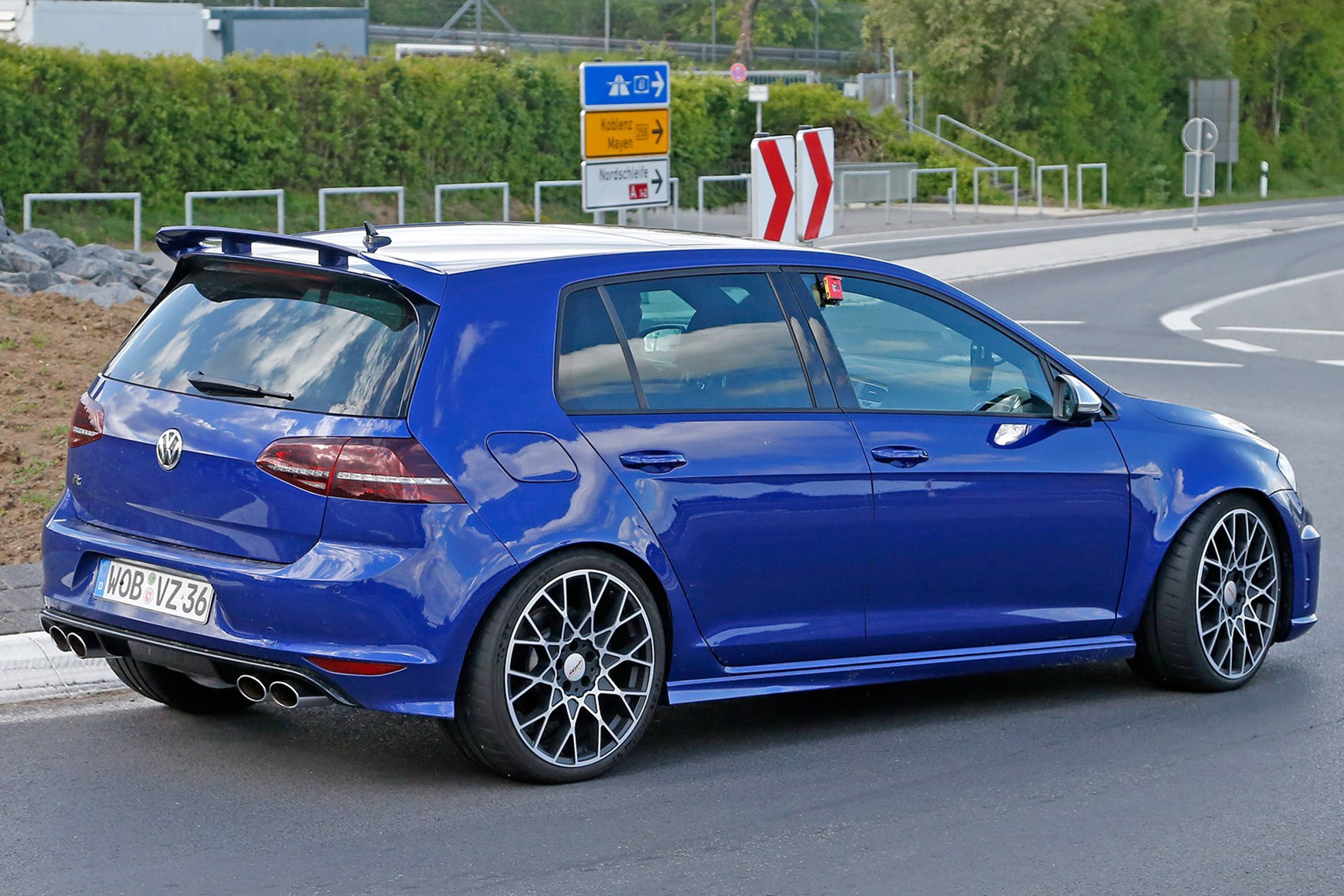 4k Wallpaper Muscle Car Vw Golf R420 Spy Photos Best Look Yet At 2016 S Super