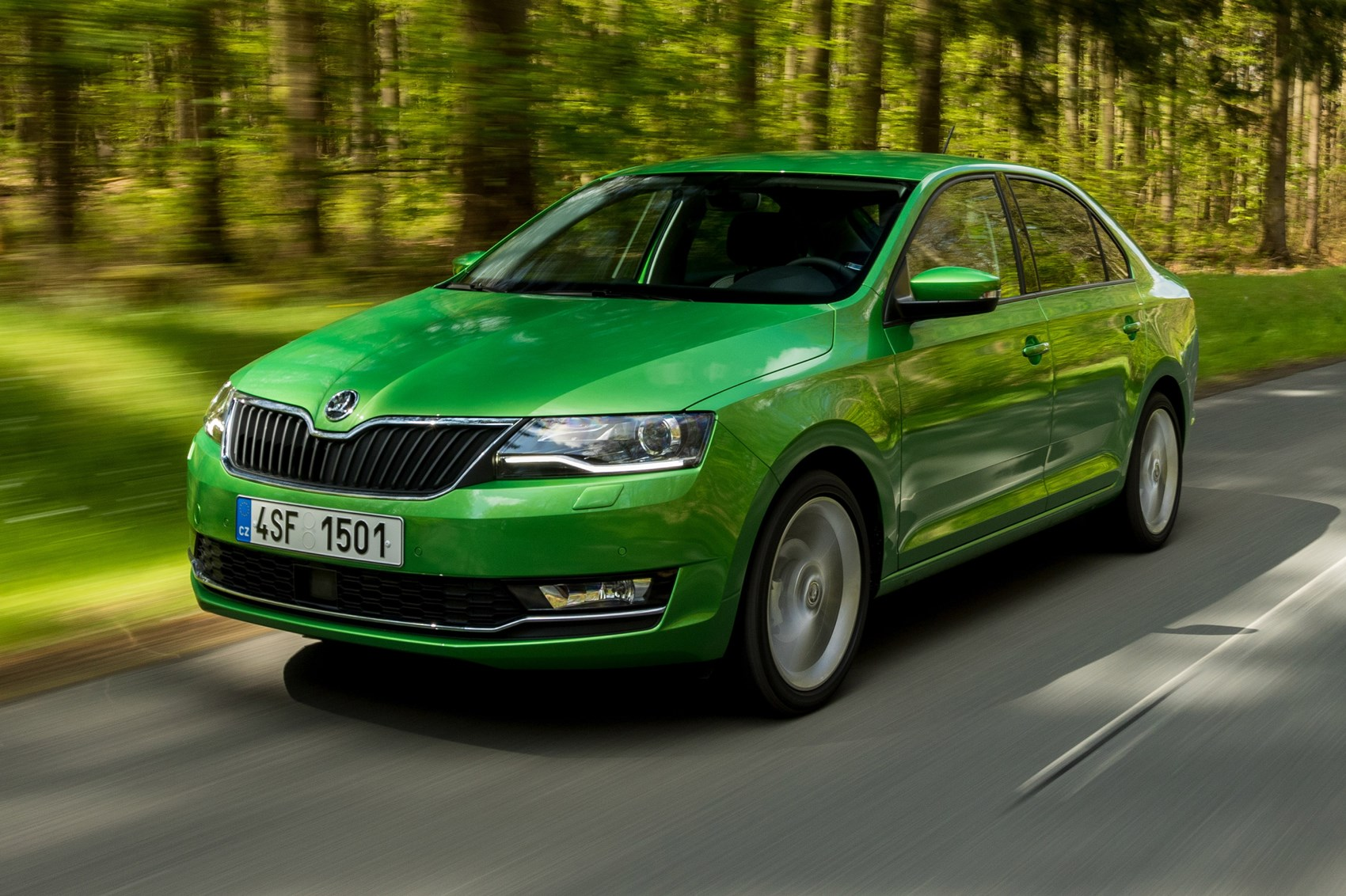 Murray Skoda Plymouth Used Cars Skoda Rapid 1 6 Tdi Se L 2017 Review By Car Magazine