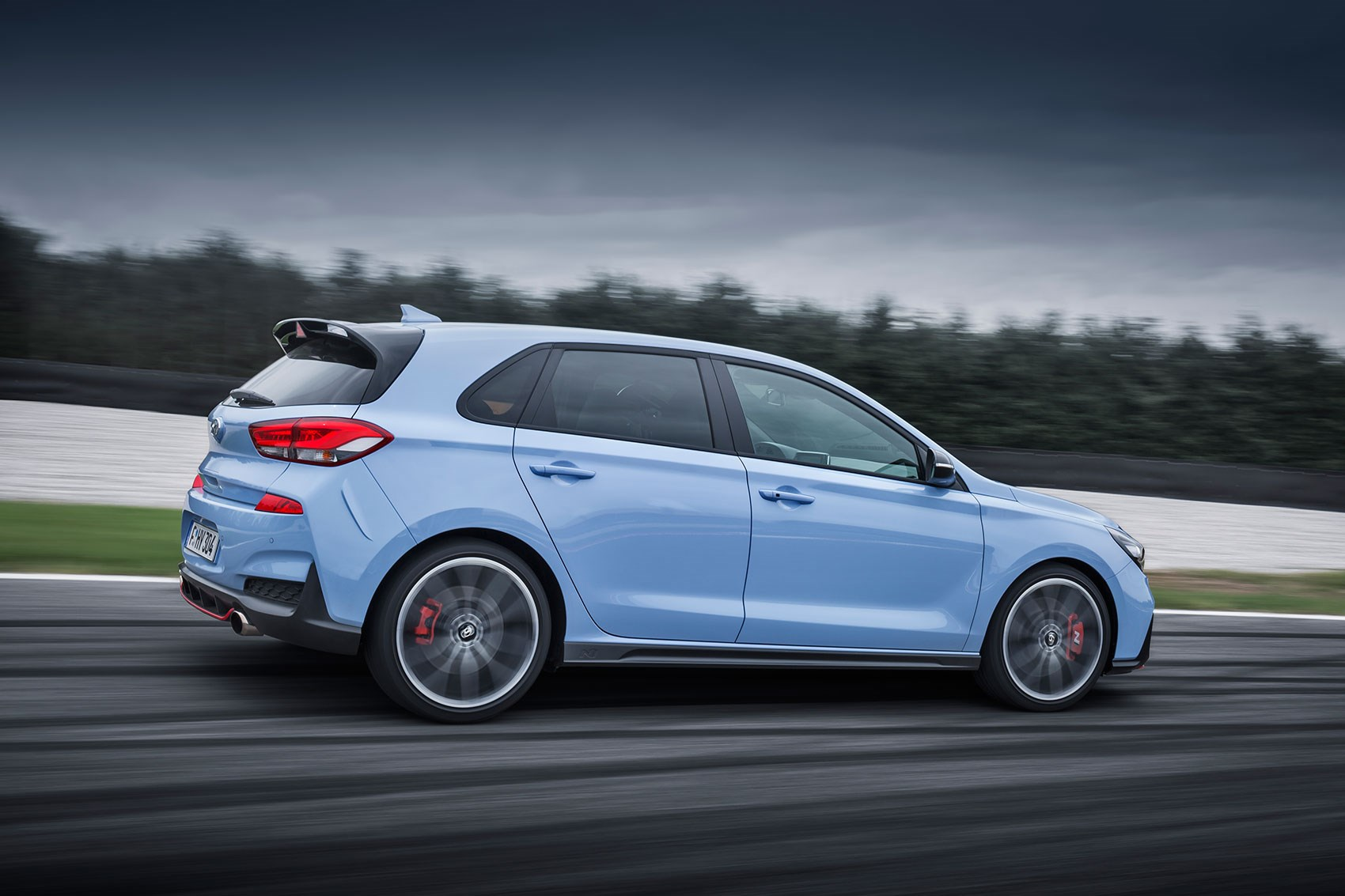 I30 N Interieur Hyundai I30n And I30 Fastback Revealed In Pictures By Car