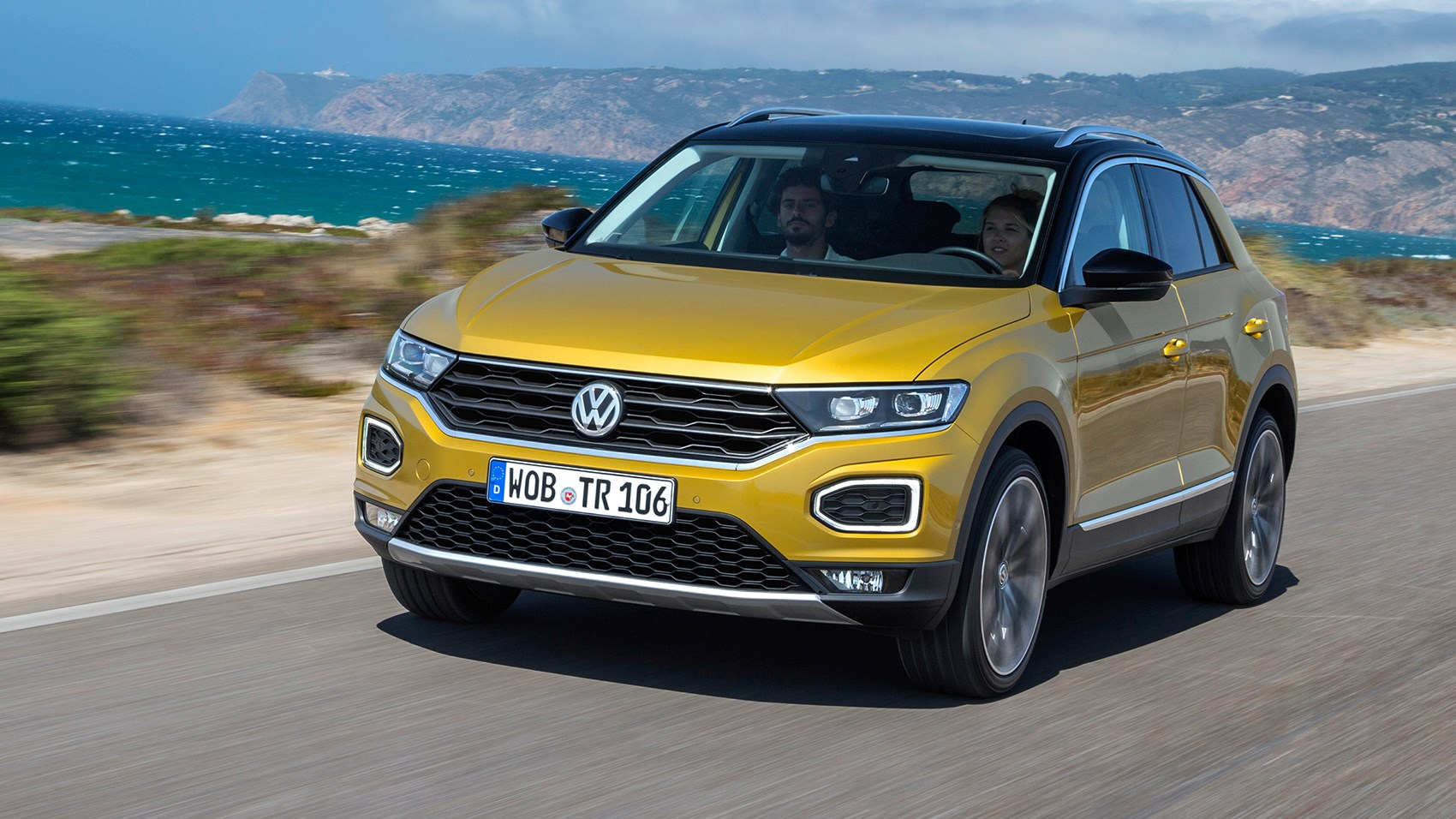 T Roc Suv Vw T Roc Suv 2017 Review By Car Magazine