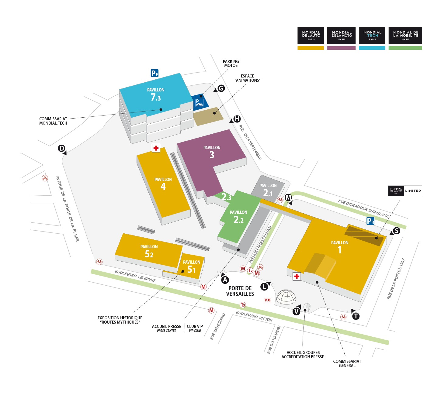 Plan Salon Du Cheval Paris Mondial De Paris 2018 Le Plan Du Salon