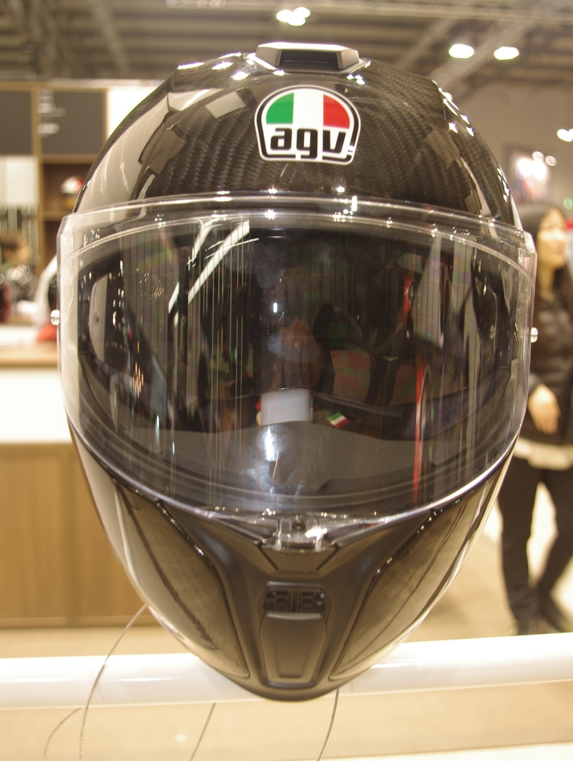 Salon Milan Salon De Milan 2017 En Direct Agv