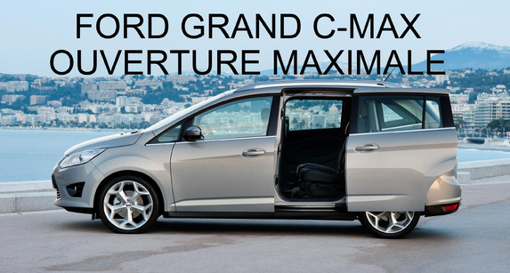 Porte Coulissante Apparente Ford Grand C-max