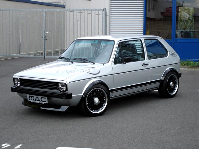 Speed And Sound Cars Wallpapers Vw Golf 1 Mac Audio Du Tuning Old School