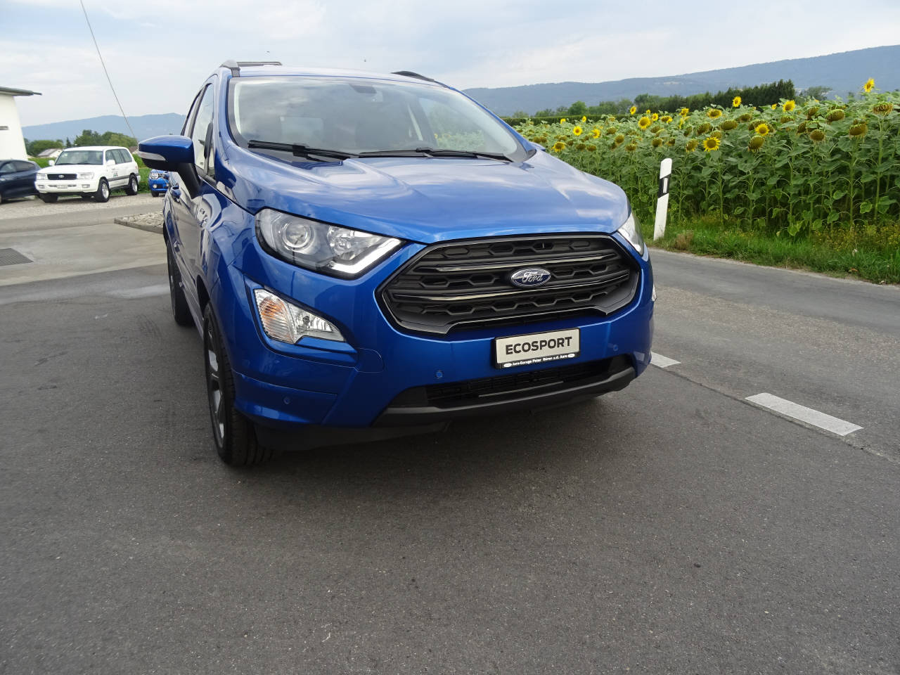 Kindersitz Test Suv Buy Suv Ford Ecosport 1 5 Tdci St Line 4x4 On Carforyou Ch