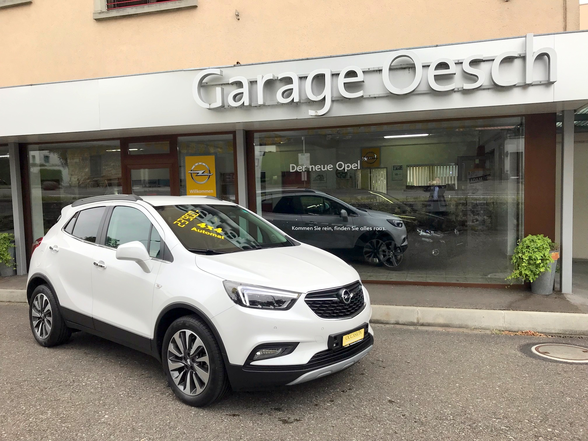 Kindersitz Test Suv Buy Suv Opel Mokka X 1 4t 4x4 Excellence S S On Carforyou Ch