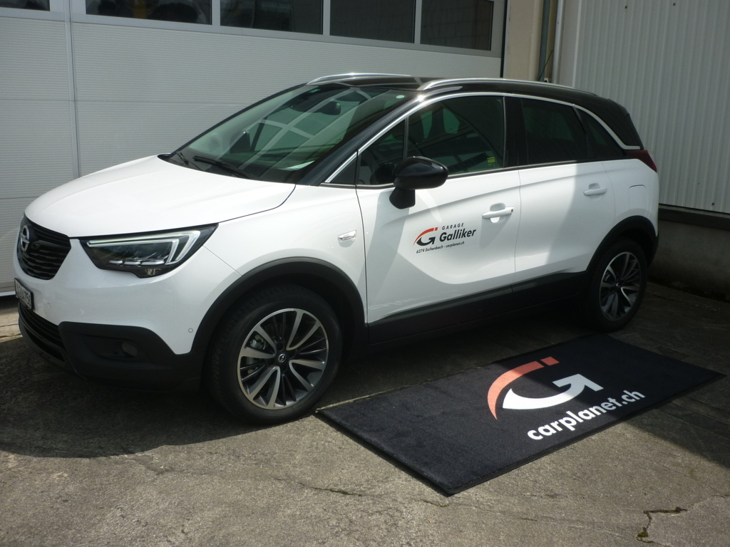 Kindersitz Test Suv Buy Suv Opel Crossland X 1 2 T Ultimate S S On Carforyou Ch