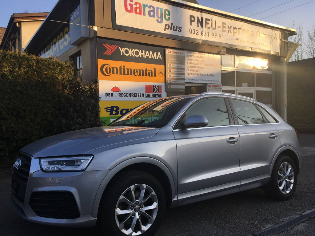 Kindersitz Test Suv Buy Suv Audi Q3 2 Tdi 150 Quattro S Tronic On Carforyou Ch