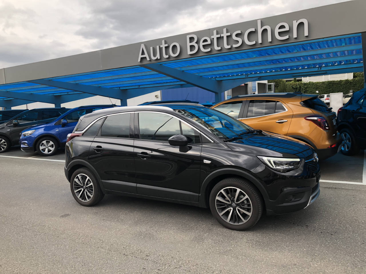 Kindersitz Test Suv Buy Suv Opel Crossland X 1 2 T 130 Excellence S S On