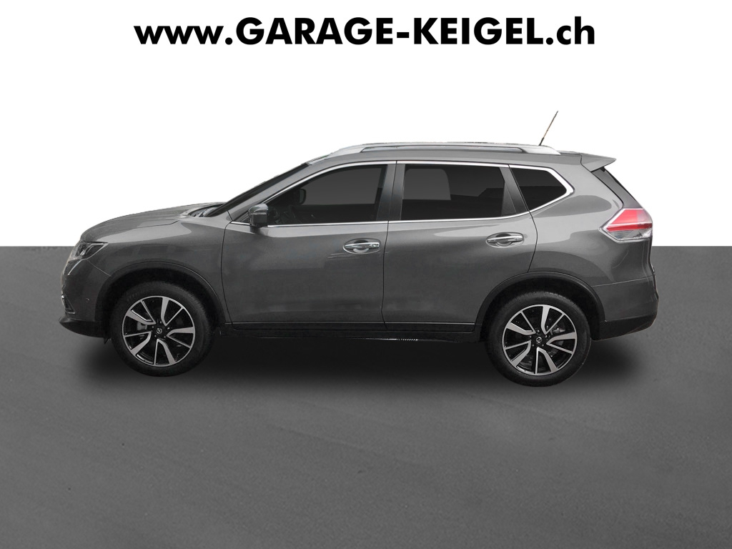 Kindersitz Test Suv Buy Suv Nissan X Trail 2 Dci Tekna On Carforyou Ch