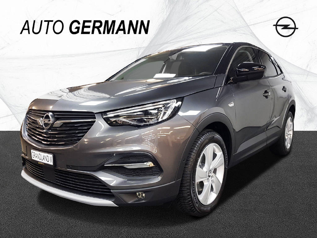 Kindersitz Test Suv Buy Suv Opel Grandland X 2 Cdti Ultimate On Carforyou Ch