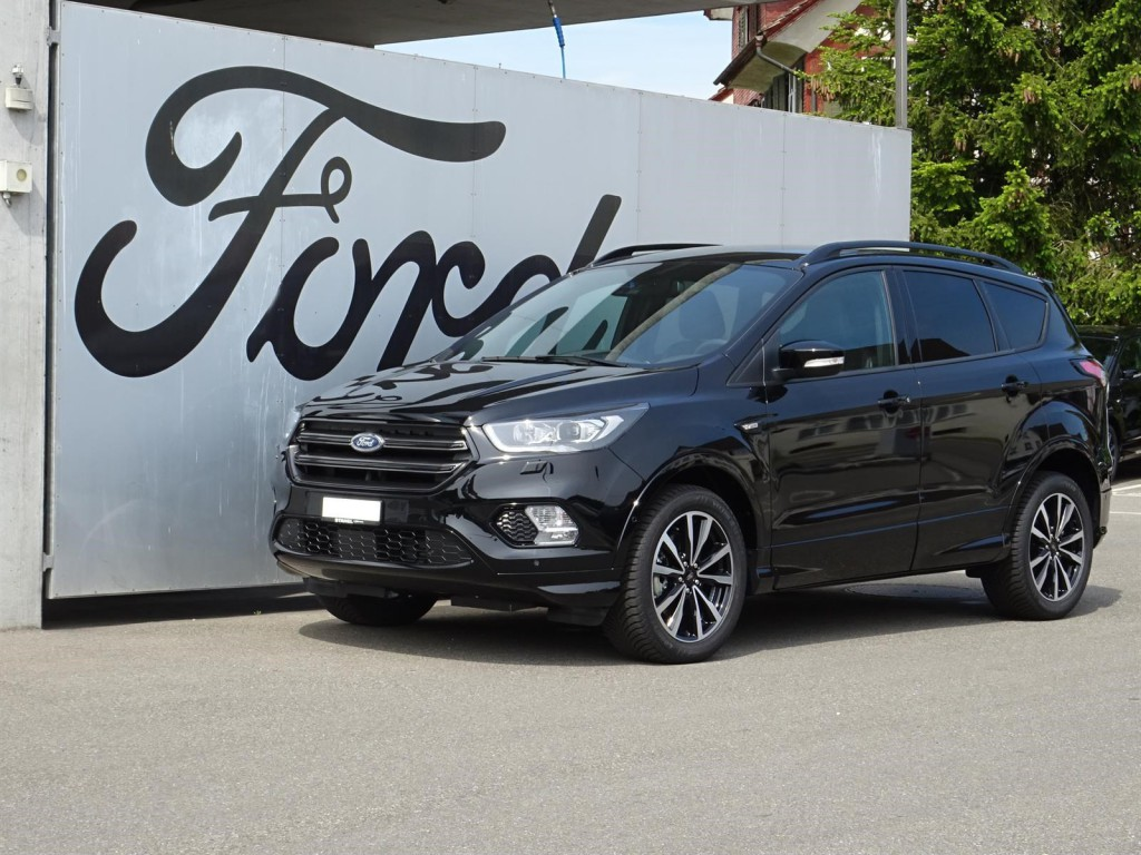 Kindersitz Test Suv Buy Suv Ford Kuga 2 Tdci 180 St Line Fps On Carforyou Ch