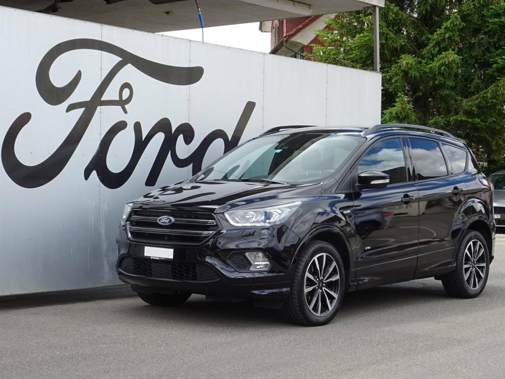 Kindersitz Test Suv Buy Suv Ford Kuga 2 Tdci 150 St Line Fps On Carforyou Ch