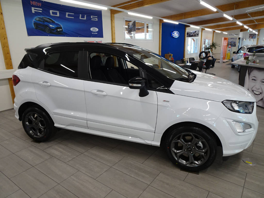Kindersitz Test Suv Buy Suv Ford Ecosport 1 5 Tdci St Line On Carforyou Ch