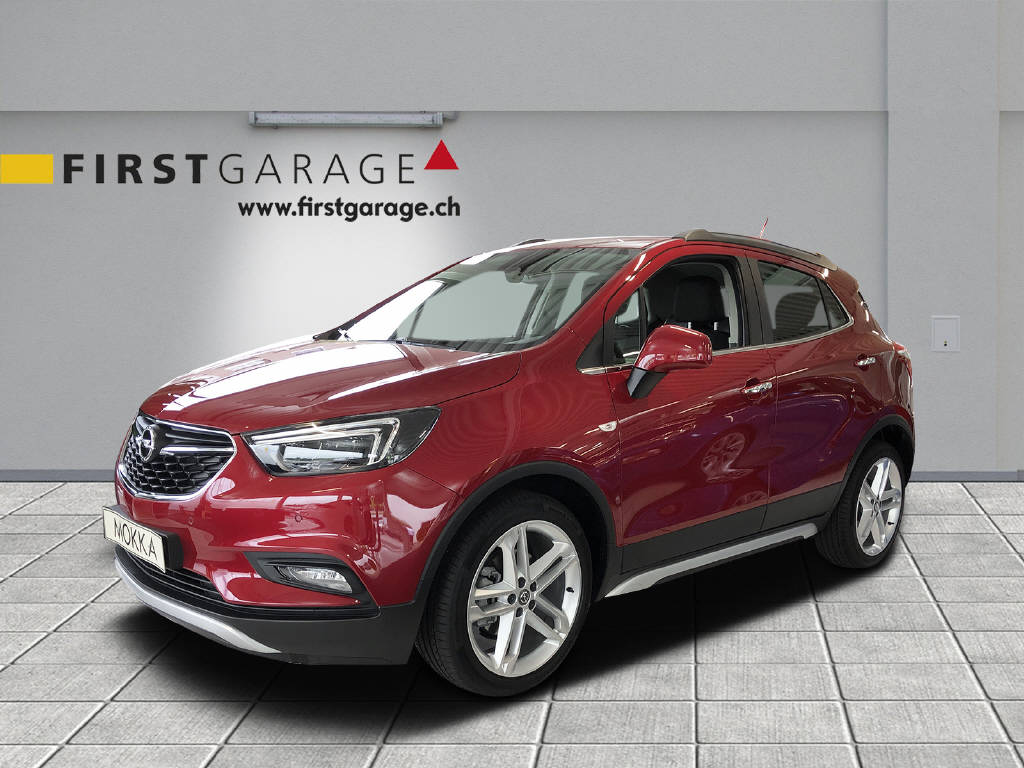 Kindersitz Test Suv Buy Suv Opel Mokka X 1 4t Ecotec 4x4 Excellence S S On