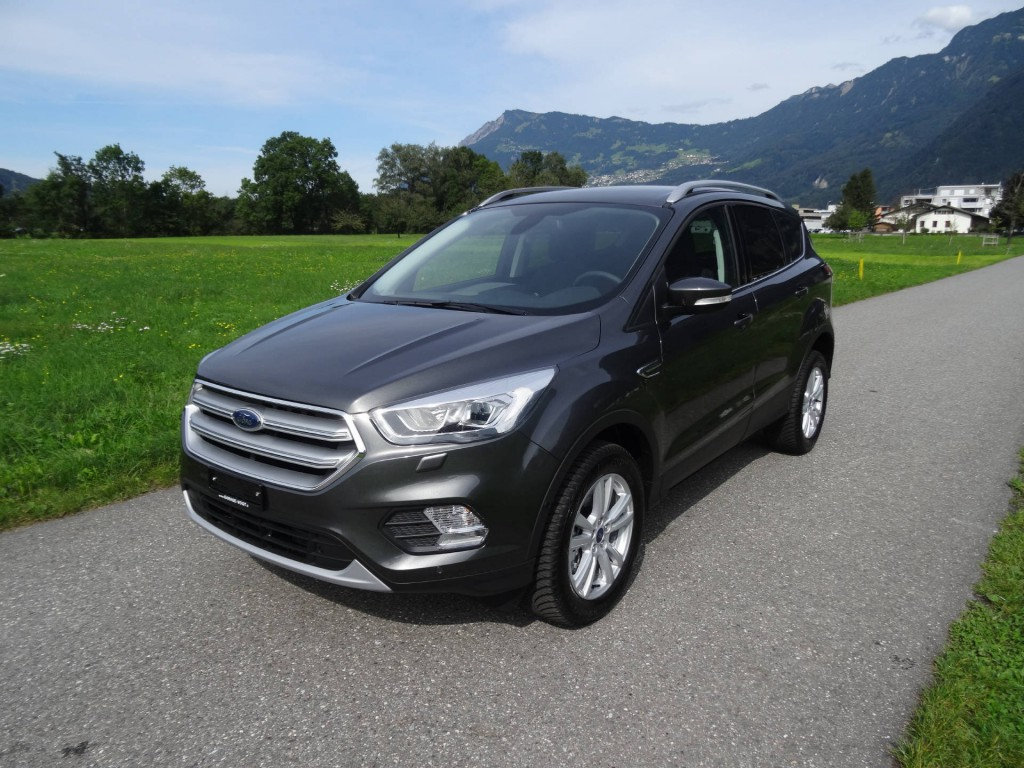 Kindersitz Test Suv Buy Suv Ford Kuga 2 Tdci 150 Trend Fps 4wd On Carforyou Ch