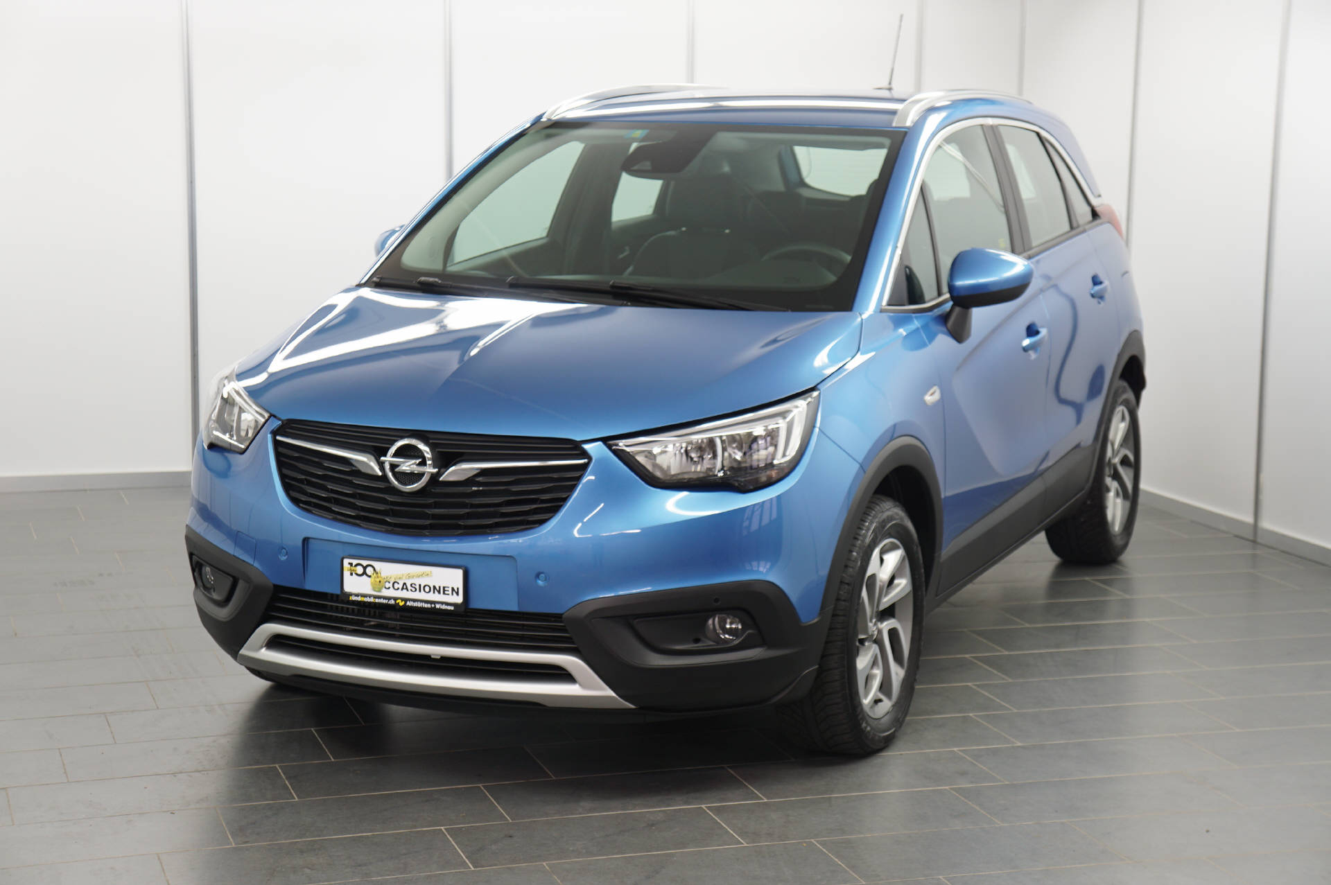 Kindersitz Test Suv Buy Suv Opel Crossland X 1 2 T Excellence S S On Carforyou Ch