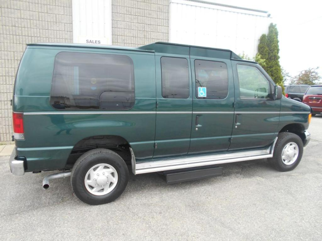 Sofa Bed Sale London Ontario Used 2007 Ford E250 Wheelchair Accessible Conversion For