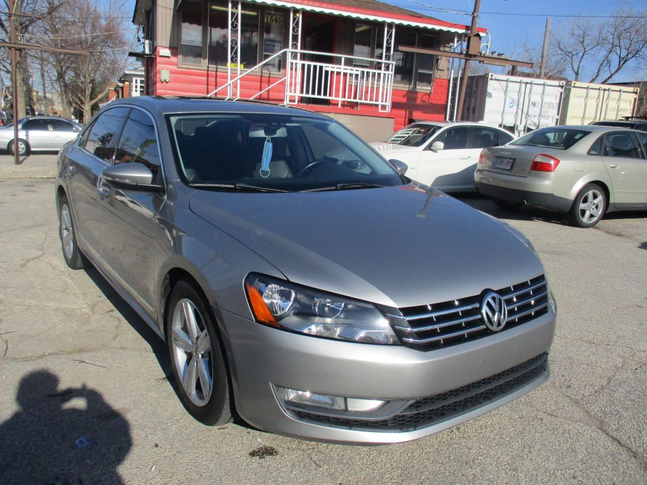 Dsg Passat Used 2012 Volkswagen Passat 2 Tdi Dsg Comfortline For Sale In
