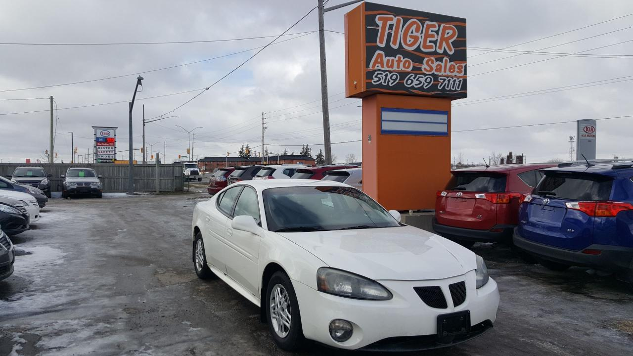 Piece Automobile Prix 2004 Pontiac Grand Prix In London Tiger Auto Sales Ltd