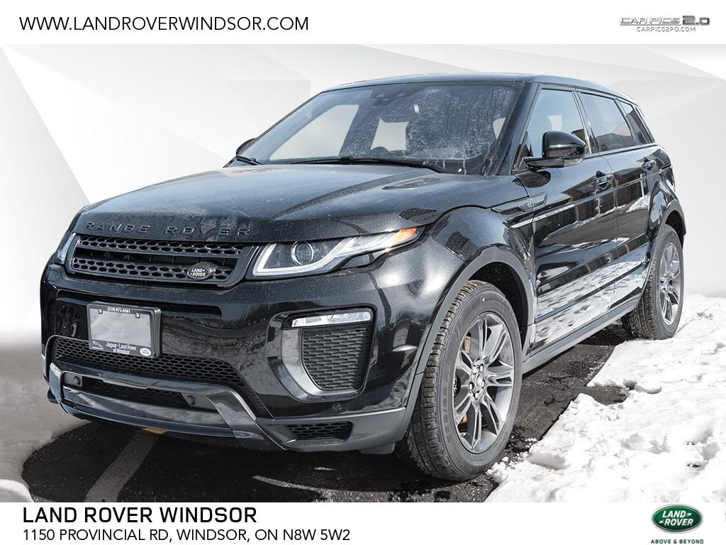 Landrover Range New 2019 Land Rover Range Rover Evoque Landmark Edition 59 880 00