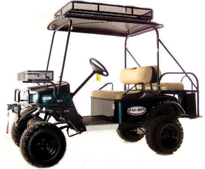 Bad Boy Off-Road Electric Buggy Recalled for Unintended