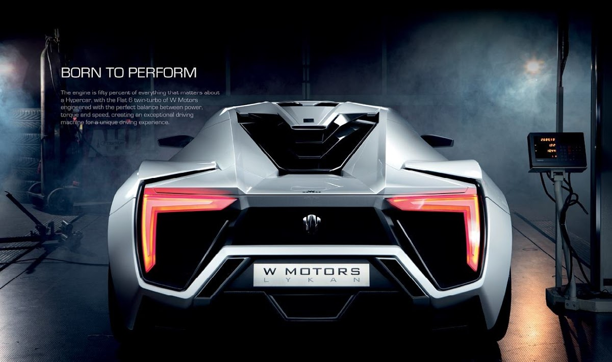 Audi Business Brochure Reveals Interior Of Lykan Hypersport, Which Costs