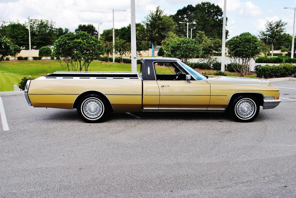 eBay Find 1971 Cadillac Fleetwood El Camino Carscoops