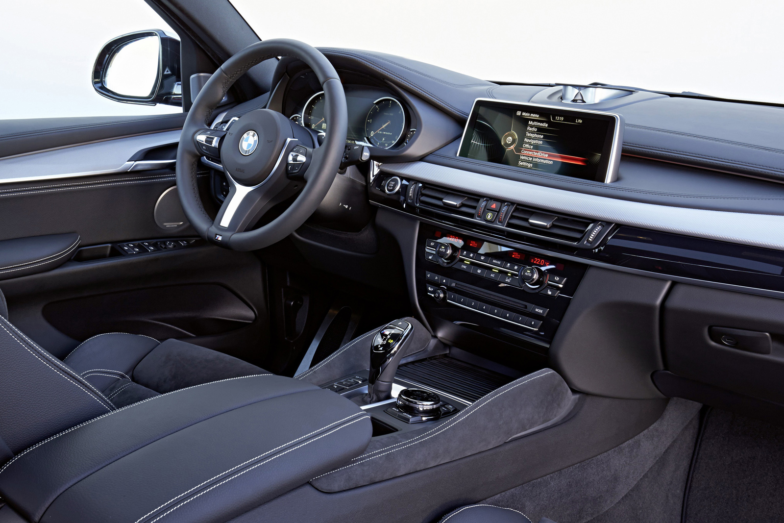 Interieur X6 Bmw New Mercedes Benz Gle Coupe Visually Compared With The Bmw X6