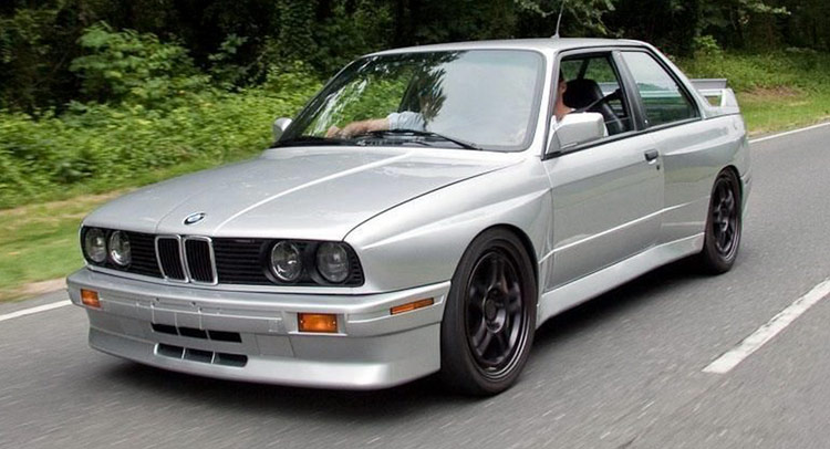 1988 BMW M3 Frankenstein With Stroked M5 V10 For How Much??? Carscoops