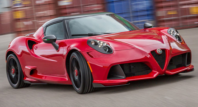 Zender Spices Up Alfa Romeo 4C w/Video Carscoops