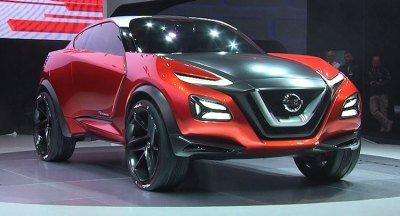 Nissan Gripz Injects Sports Car DNA To Crossovers   Carscoops