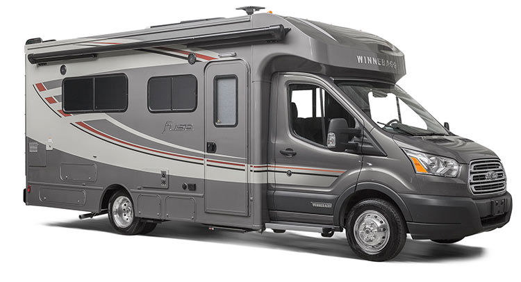 New Ford Transit Winnebago Fuse Is Ready For Adventure Carscoops