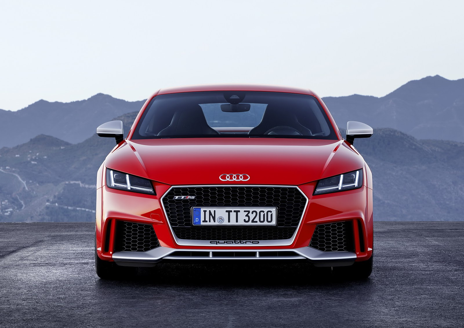 Bettwäsche Audi 2017 Audi Tt Rs Roadster Coupe Bring Five Cylinders With 400